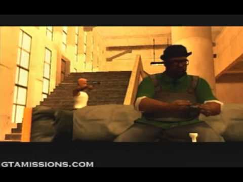 GTA: San Andreas - ps2 - 104 - End of the Line [2/3]