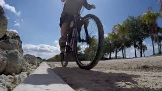 DIY Electric Bike Conversion - Extreme Stress Test at The Beach!