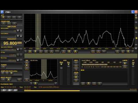 FM DX tropo in Holland: RBB Radio Eins Berlin 95.8 MHz 10-6-16
