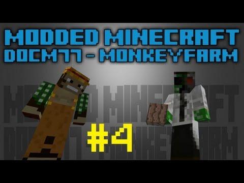 Modded Minecraft - #4 - Solar Power