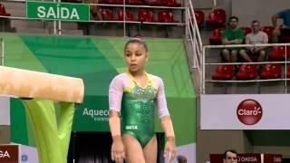 Rio de Janeiro - Test Event - Concorso a Squadre Femminile