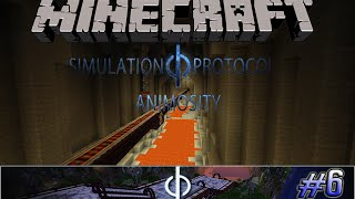 [Minecraft - Map] 6# CTM Simulation Protocol : Animosity - TIRO ALLA TNT
