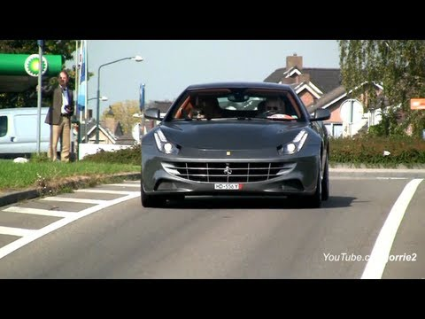 Ferrari FF Sound!! - 1080p HD