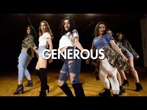 download lagu Olivia Holt - Generous Dance   Mihran Tv gratis