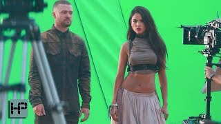 Justin Timberlake - Supplies Music Video with Eiza Gonzalez!!! Behind The Scenes
