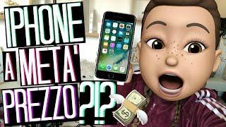 IPHONE A METÀ PREZZO?!😱💸 UNBOXING IPHONE XS MAX + MY Memoji! | Adriana Spink
