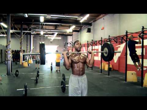 CrossFit - Touchdown for CrossFit, with Matt Chan and Knowshon Moreno