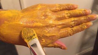 3 Beauty Tips For Clear, Soft & Beautiful Hand Care साफ़, शीतल और सुंदर हाथ की देखभाल