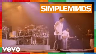 Watch Simple Minds Kick It In video