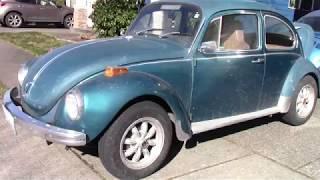 Introducing Operation Love Bug - 1972 VW Super Beetle