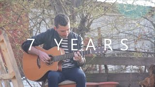 Download Lagu 7 Years - Lukas Graham (fingerstyle guitar cover by Peter Gergely) Gratis STAFABAND