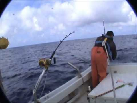 Ahi Fishing Solo Kaneohe