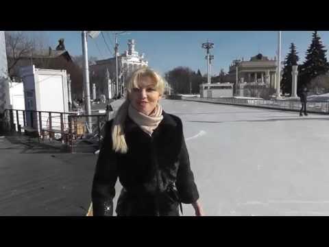 Первые шаги на льду: Фонарики вперед, фонарики назад