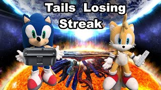 TT Movie: Tails Losing Streak