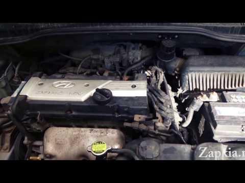 Двигатель Хендай Гетц ремонт или замена?