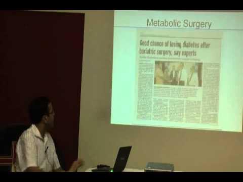 Obesity & Diabetes Is Surgery a Cure Part 1.wmv