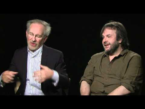 Steven Spielberg and Peter Jackson 'The Adventures of Tintin' Full Interview