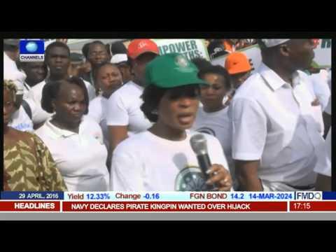 Greener Environment Campaign: Amosun, Wife Lead Awareness Walk In Abeokuta