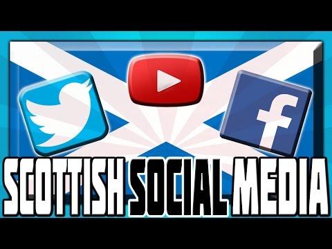 SCOTTISH SOCIAL MEDIA!