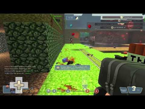 TF2: Minecraft Server Map?!?!?!