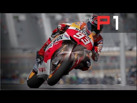 Pole sitter Marc Marquez chats about the Circuit of the Americas - Austin MotoGP 2014