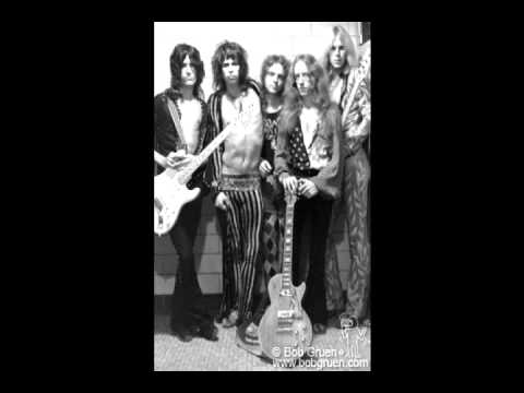 Aerosmith Live in Detroit (1974) Audio Only