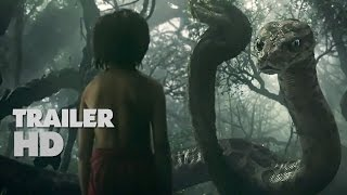 The Jungle Book - Official Film Teaser Trailer 2016 - Scarlett Johansson, Ben Kingsley Movie HD