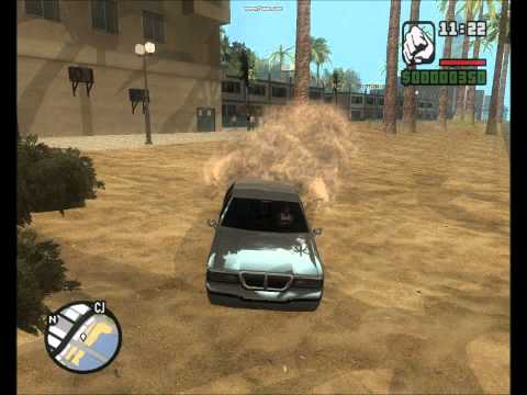 GTA SA ENB SERIES + SRT3 Texture Pack v.1.7 + Overdose 1.4 [TUTORIAL]