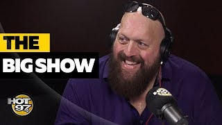 WWE's Big Show Shoots On Weight Loss & Wrestlemania