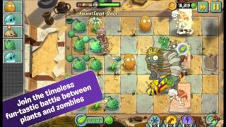 PLANTS VS ZOMBIES 2 SOUNDTRACK PART 2: ANCIENT EGYPT