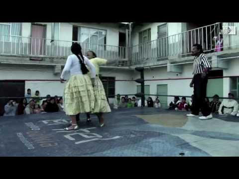 Cholitas: Bolivia s Female Wrestlers take on Stereotyping