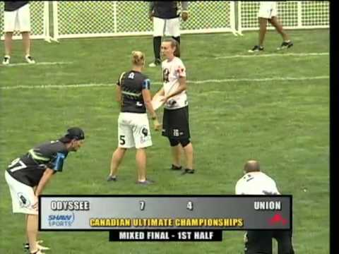 Canadian Ultimate Championships 2012 - Mixed Final