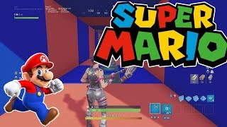 Super Mario Bros Theme Song (Fortnite Creative Version)