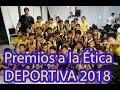 Premios a la Ética Deportiva 2018
