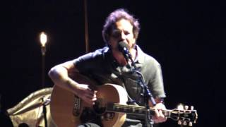 Watch Eddie Vedder Elderly Woman Behind The Counter In A Small Town video