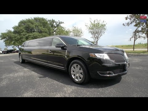 Building a Lincoln MKT Premiere Limousine
