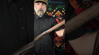 Singingtree's Native American style low D Eagle flute