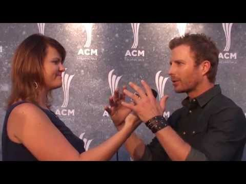 ACM Honors Ceremony with Dierks Bentley The Rascal Flatts  More
