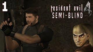 Sajam Plays Resident Evil 4 Pt. 1