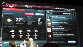 BlackBerry BBX: HTML 5 Apps and Sites Demoed