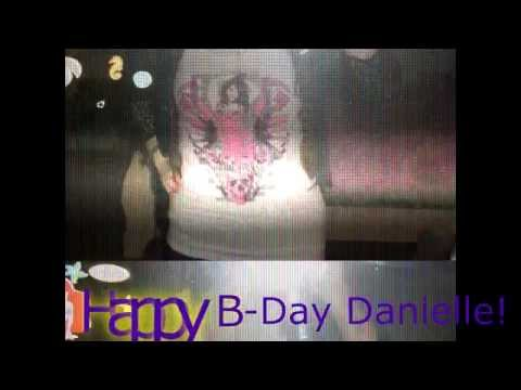 ♥HAPPY 36th BIRTHDAY DANIELLE HARRIS!♥