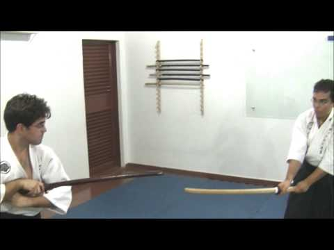 Ogawa Ryu - Kenjutsu - Training moments in Brazil Image 1