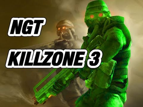 Killzone 3. STA52 Assault Rifle Beta Demo