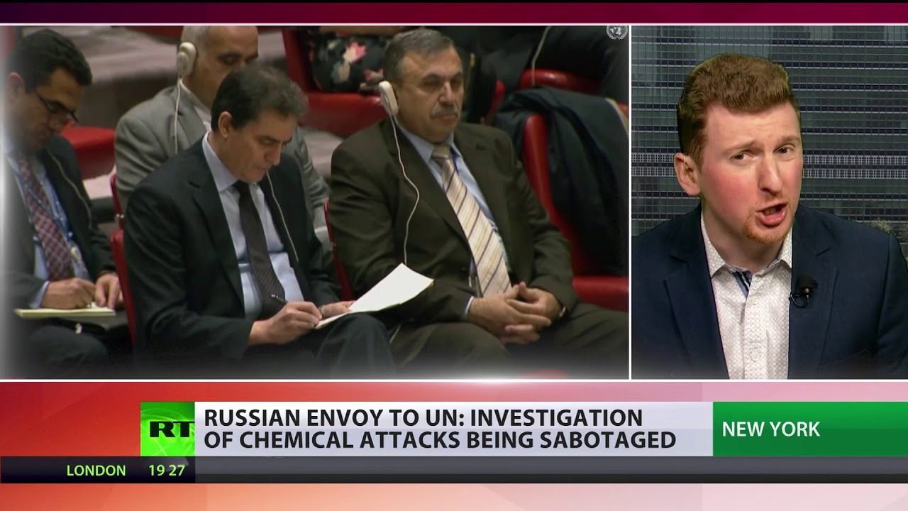 Investigation of chemical attacks in Syria being sabotaged –Russian envoy to UN