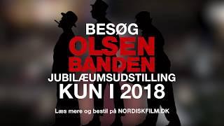 Olsen Banden - Særudstilling 2018