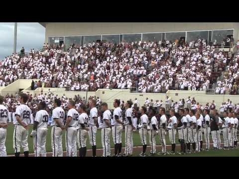 Central Arkansas Baseball at 2013 Starkville Regional