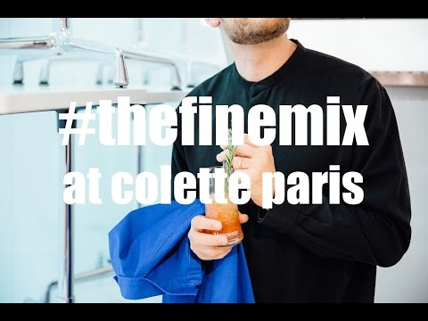#thefinemix - at colette paris
