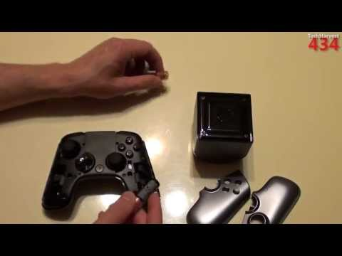 OUYA Android Video Game Console Unboxing