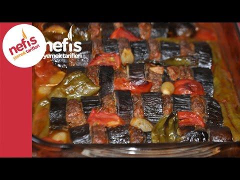 Fırında Patlıcan Kebabı - Nefis Yemek Tarifleri - YouTube