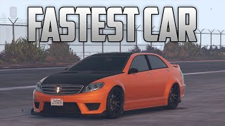 GTA 5 Online - NEW FASTEST CAR ONLINE! Progen T20 VS Schafter V12 Speed Test (GTA 5 Online)